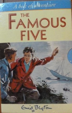 The Famous Five Centenary Slipcase por Enid Blyton PDF ePub
