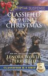 Classified K-9 Unit Christmas by Lenora Worth