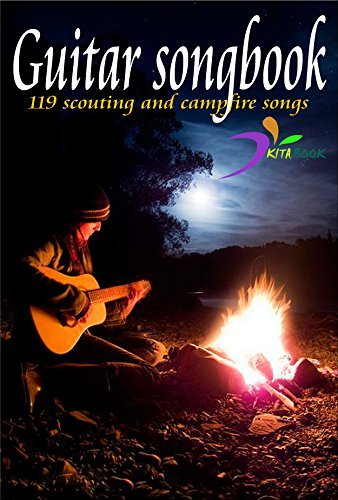 Guitar songbook: 119 scouting and campfire songs