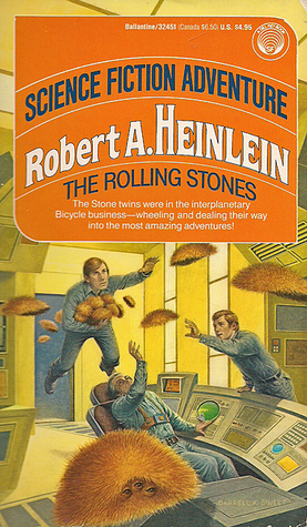 Robert Stones Fun With Problems >> The Rolling Stones By Robert A Heinlein