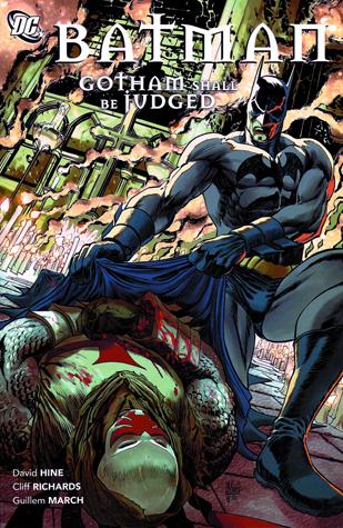 Batman by David Hine
