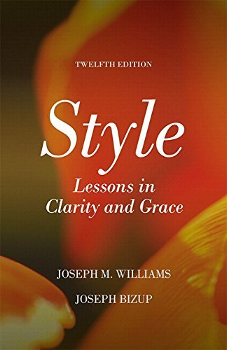 Style: Lessons in Clarity and Grace Plus Pearson Writer -- Access Card Package (12th Edition)