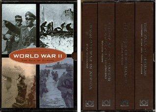 World War II:The Fate Of Europe Four Book Box Set (The Fall Of Berlin, Rommel's War In Africa, Decision In Normandy, Enemy At The Gates: The Battle For Stalingrad)