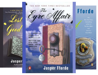 A Thursday Next Novel (7 Book Series)
