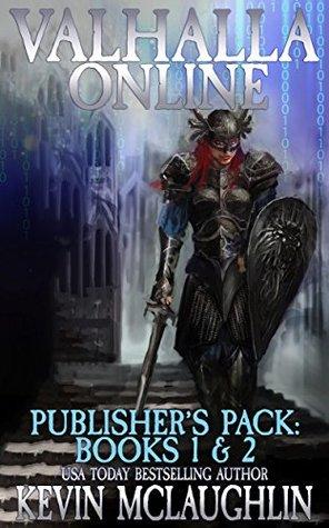 Valhalla Online Publisher's Pack Books 1 & 2 (Valhalla Online #1-2)