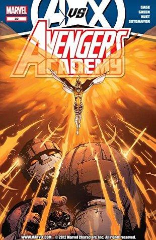 Avengers Academy #32