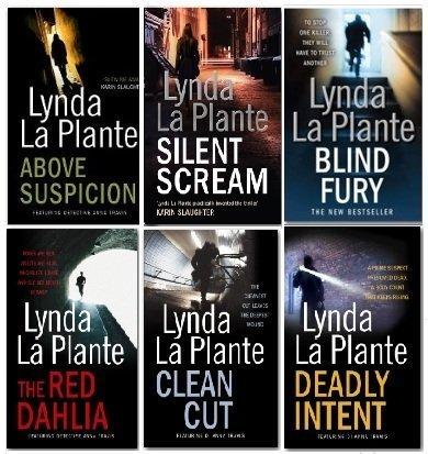 Above Suspicion / Silent Scream / Blind Fury / The Red Dahlia / Clean Cut / Deadly Intent (Anna Travis #1-6)