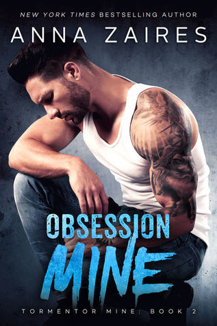 Obsession Mine Book Cover