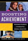 Boosting Achievement: Reaching Students with Interrupted or Minimal Education