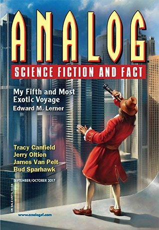 Analog Science Fiction and Fact September/October 2017