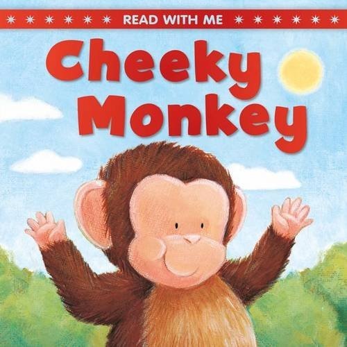 Cheeky Monkey (Book and Plush)