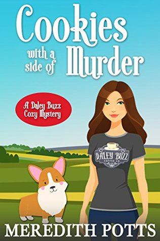 Cookies with a Side of Murder (Daley Buzz Mystery #5)
