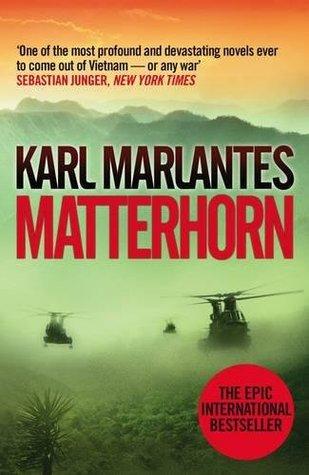 Matterhorn por Karl Marlantes
