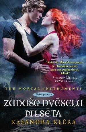 Zudušo dvēseļu pilsēta (The Mortal Instruments, #5)