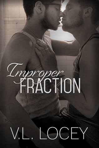 Release Day Review: Improper Fraction by V. L. Locey
