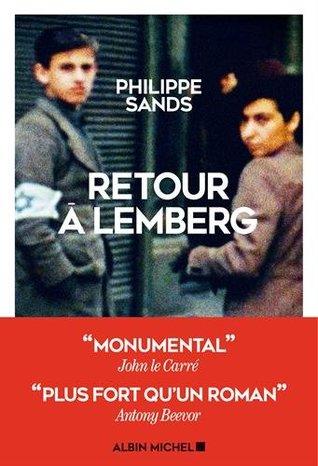 Retour à Lemberg by Philippe Sands