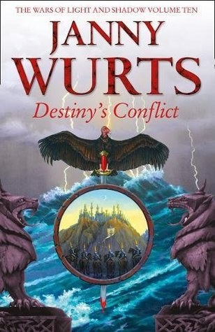 Destiny's Conflict (Wars of Light & Shadow #10; Arc 4 - Sword of the Canon, #2)