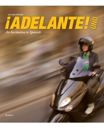 Adelante Uno 2nd Edition - Student Edition w/ Supersite PLUS & WebSAM Access