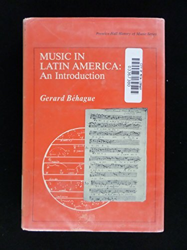 Music in Latin America, an Introduction
