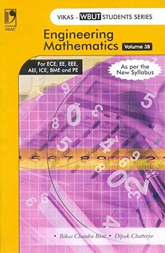 Engineering Mathematics Volume 3B (WBUT), 2nd Edition