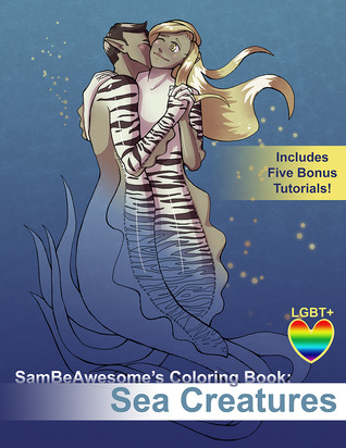 Sambeawesome's Coloring Book: Sea Creatures