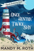 Once Hunted, Twice Shy (The Happily Everlasting Series, #2) by Mandy M. Roth