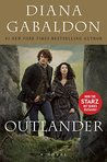 Book cover for Outlander (Outlander, #1)