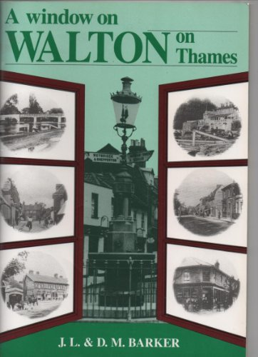 Window on Walton-on-Thames