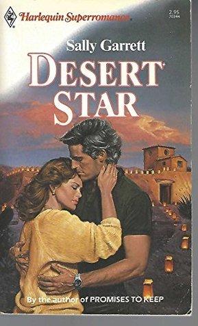 Desert Star (Harlequin Superromance, No 344)