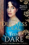 Book cover for The Duchess Deal
