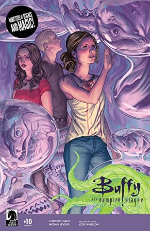 Buffy the Vampire Slayer: Crimes Against Nature (Season 11, #10)