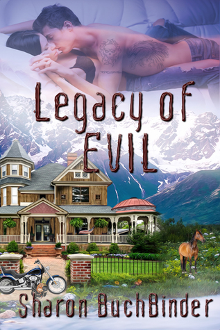 Legacy of Evil (Hotel LaBelle, # 2)