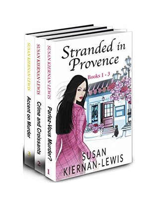 The Stranded in Provence Mysteries, Books 1-3