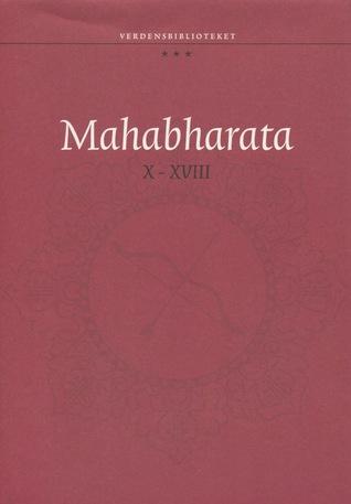 Mahabharata X-XVIII