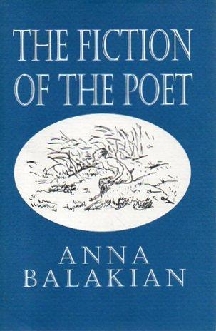 The Fiction of the Poet: In the Post-Symbolist Mode