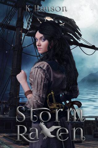 Storm Raven (Storm Raven, #1)