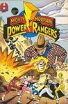 Mighty Morphin Power Rangers #5: Grounded!/Stranger in a Strange Town