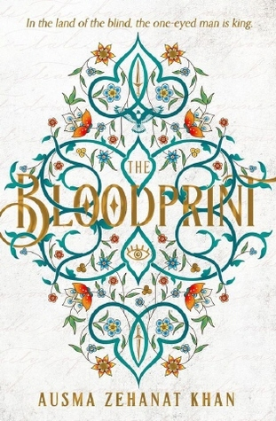 The Bloodprint (The Khorasan Archives, #1)