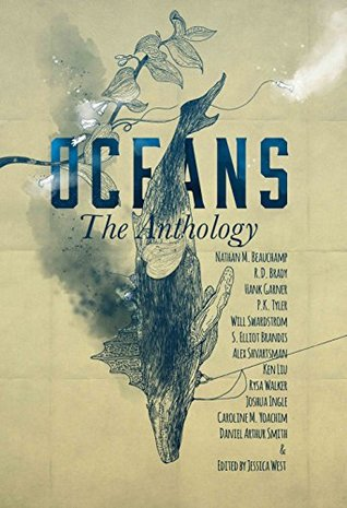 Oceans (Frontiers of Speculative Fiction, #2)