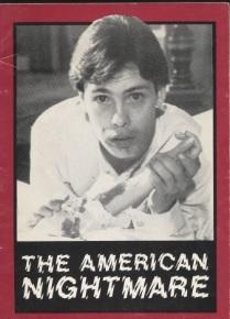 American Nightmare: Essays on the Horror Film