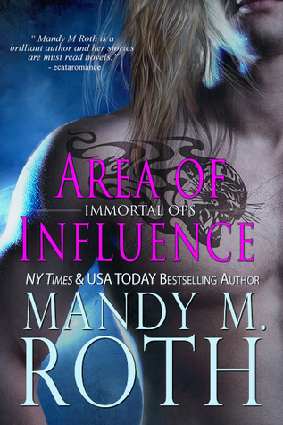 Area of Influence (Immortal Ops, #8)