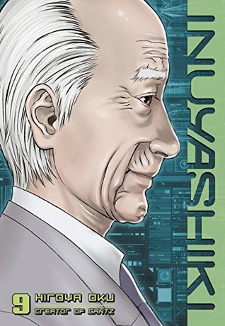 Resultado de imagem para Inuyashiki - Vol 9