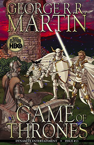 George R.R. Martin's A Game Of Thrones #13