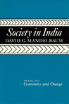 Society in India: Volume 1: Continuity and Change