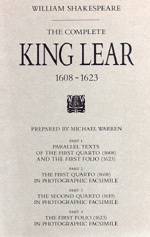 The Complete King Lear, 1608-1623