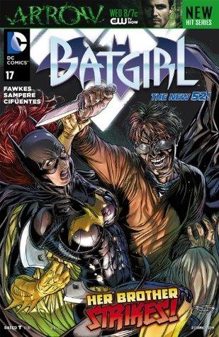 Batgirl #17 (The New 52 Batgirl, #17)