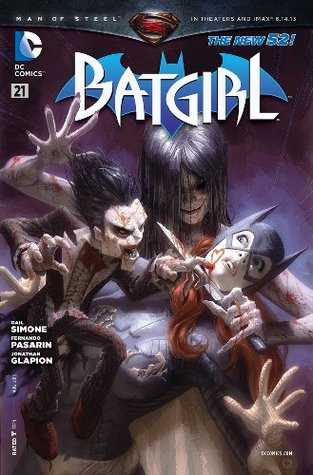 Batgirl #21 (The New 52 Batgirl, #21)
