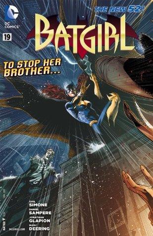 Batgirl #19 (The New 52 Batgirl, #19)