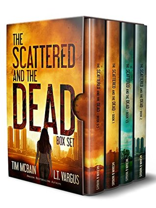 The Scattered and the Dead Series: The First Four Books