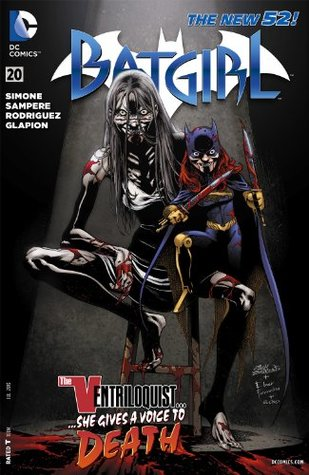 Batgirl #20 (The New 52 Batgirl, #20)